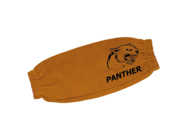Panther Leather Sleeve