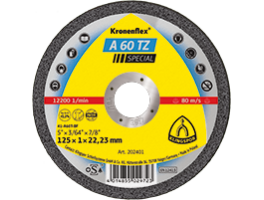 A60 TZ Special 1mm Slitting Disc 115mm